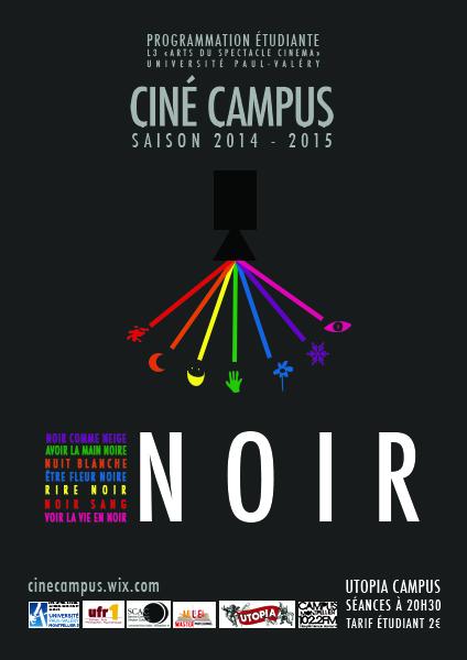 Programme Ciné Campus 2014-2015
